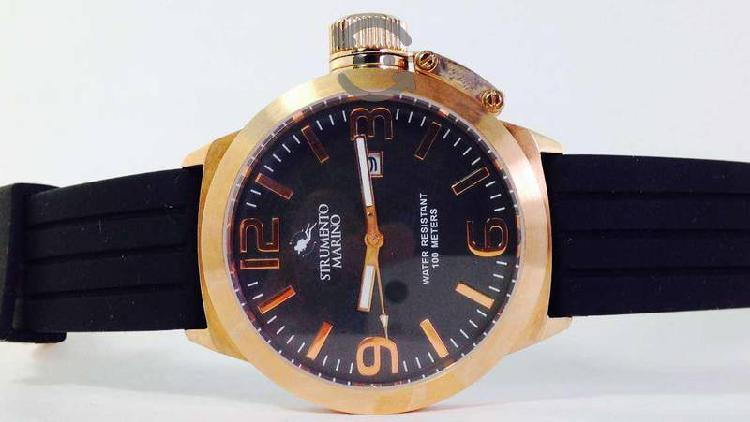 Reloj nuevo marca strumento marino p/hombre