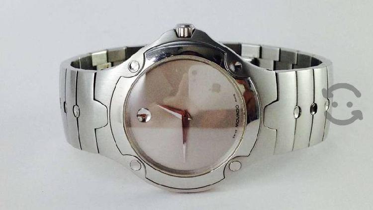 Reloj original movado edición sport