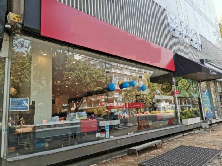 Renta - local comercial - horacio - 180 m2