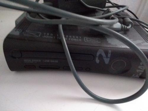 Xbox 360 con 7 juegos originales!!