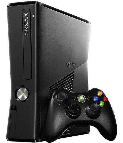 Xbox slim y slim e 360 rgh + dd250gb + control