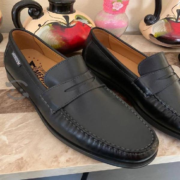 Zapatos mephisto nuevos 6 1/2 caballero.
