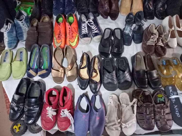Zapatos de mujer y varios v/c