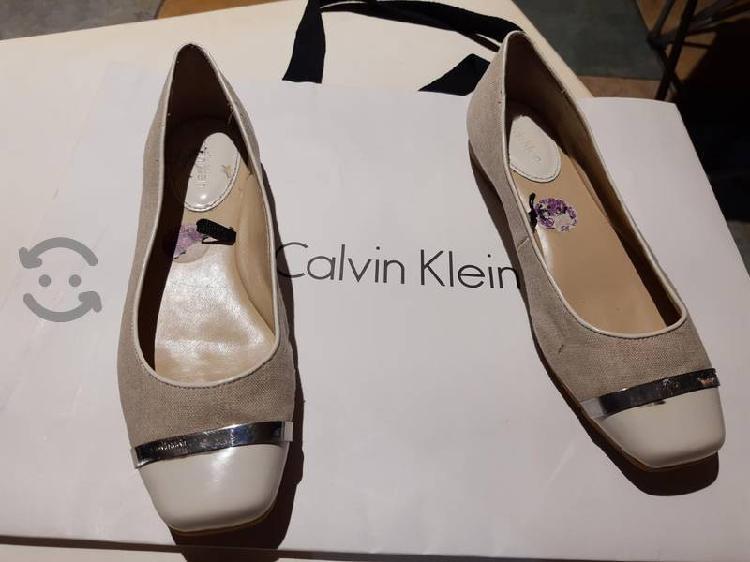 Zapatos mujer #3 calvin klein originales/ usados