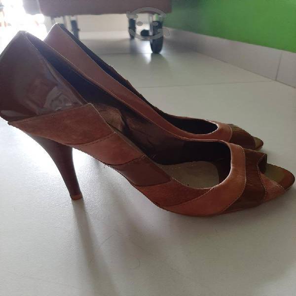 Zapatos tacón julio originales
