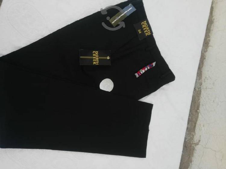 Pantalones de caballero de vestir tallas 34 36 38