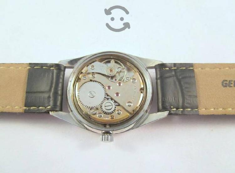 Reloj suizo mecánico 1988 vendo o cambio