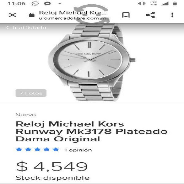 Reloj tissot suizo original de hombre