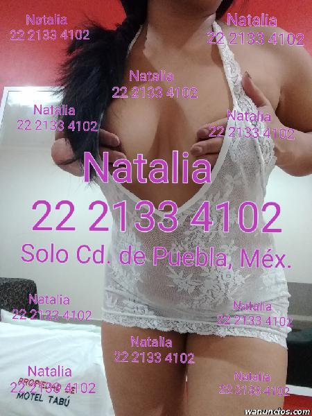 Natalia Morena Fogosa Cachonda Madura Guapa Sexy (Puebla)