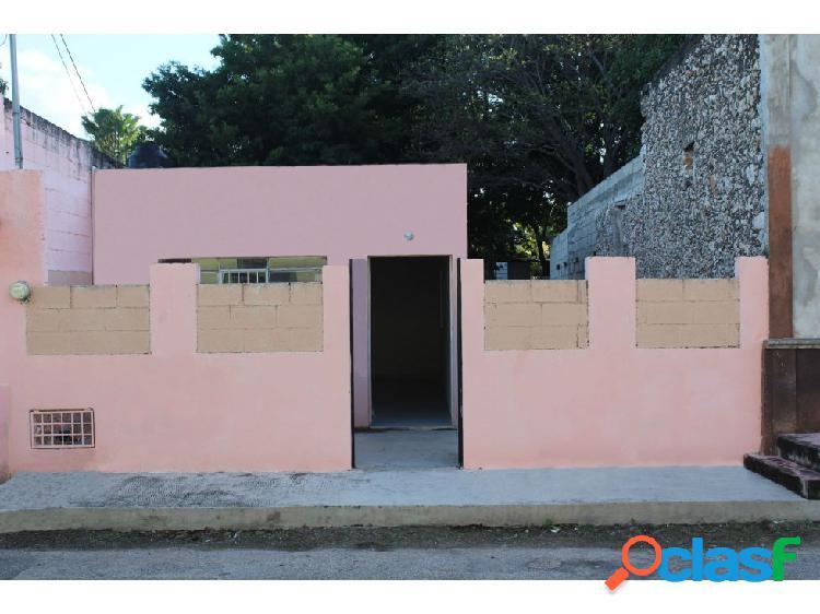 Casa ubicada en el centro de la ciudad de mérida