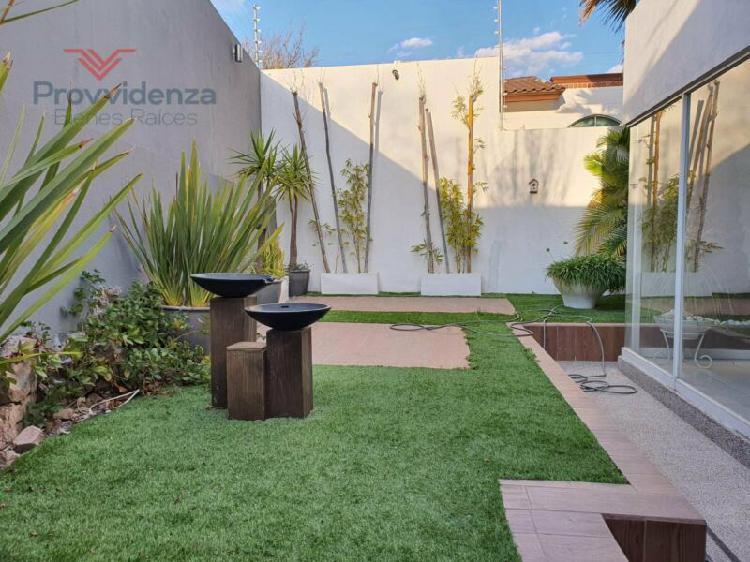 Casa en venta en gran jardín, leon, guanajuato; $4'600,000