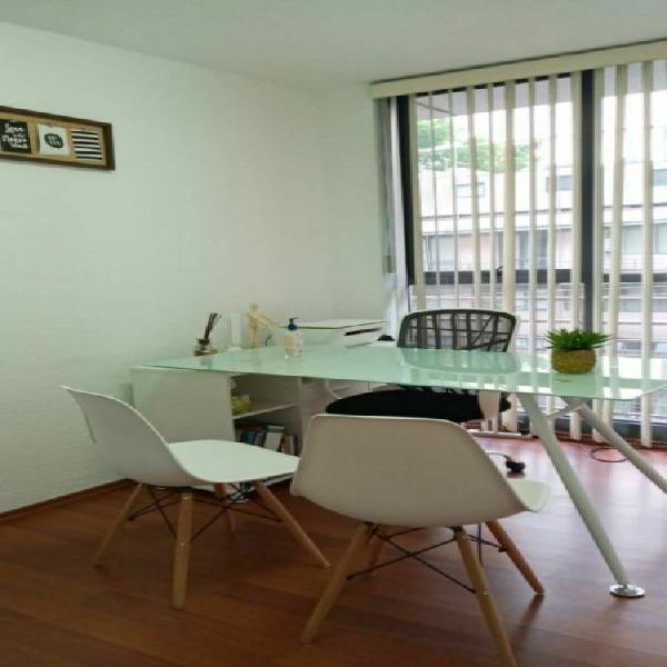 En renta ubicadísimo espacio para oficina o consultorio
