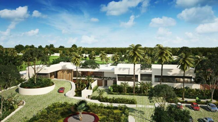 Provincia, residencial, golf; lotes en venta desde 450m2