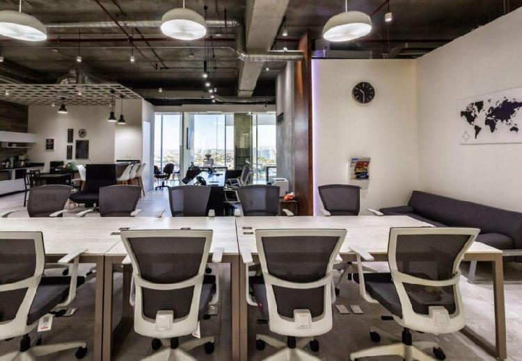 Renta tu espacio de coworking en la mejor zona de gdl desde