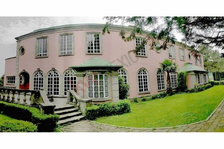 Residencia en venta 6 recámaras, san andrés totoltepec