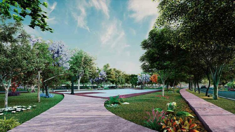 Terrenos en venta en parque caucel, mérida yucatan
