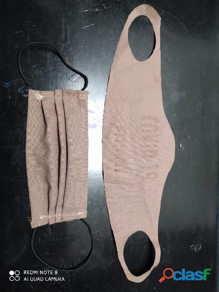 Cubrebocas de tela