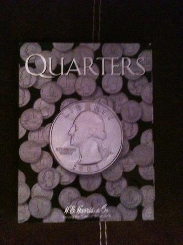 Album completo quarters dollar 1976 hasta 1998