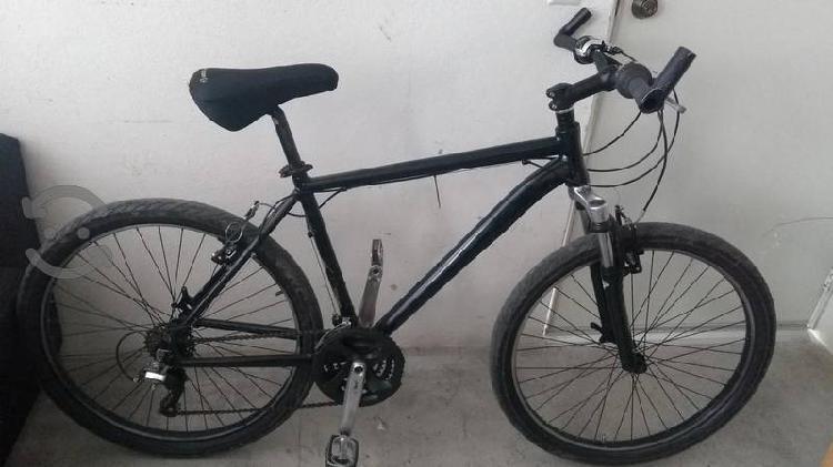 Bicicleta montaña shimano aluminio rodado 26
