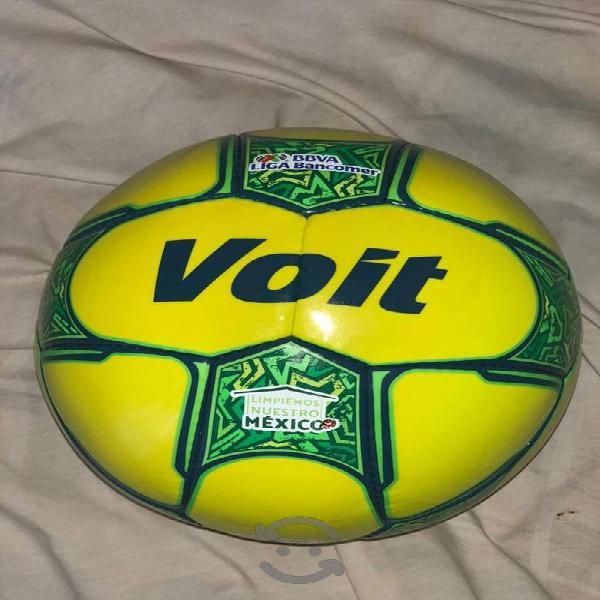 Balón fútbol #5 voit réplica hybrid tech 5