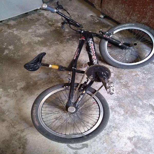 Bici de saltó