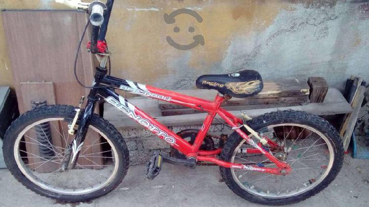 Bicicletas benotto rodado 20