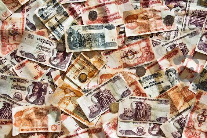 Compro billetes antiguos