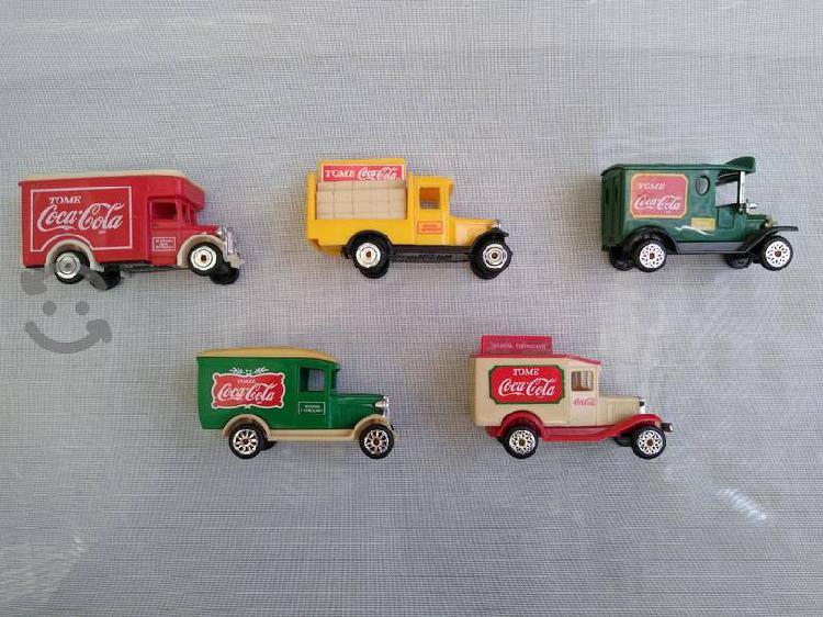 Camioncitos de coca cola, 1994