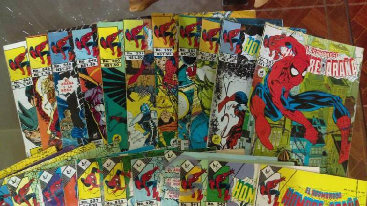 Cómics spiderman 1993 editorial novedades