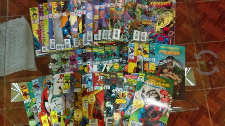 Cómics spiderman 1995 editorial novedades