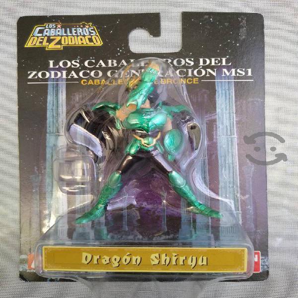 Dragón shiryu, caballeros del zodiaco