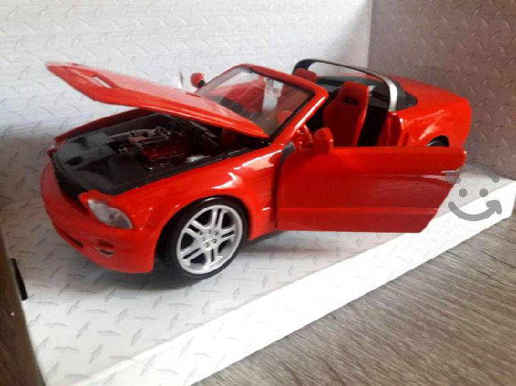 Ford mustang gt concept convertible 1:24