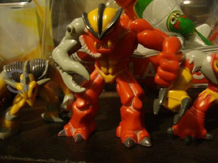 Gormiti coleccion 11 piezas / juguetes miniatura