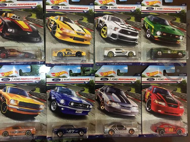 Hot wheels ford performance