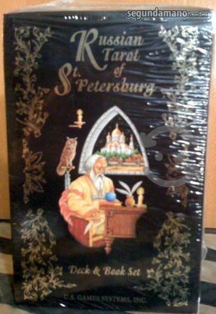 Juego russian tarot st petersburgo importado
