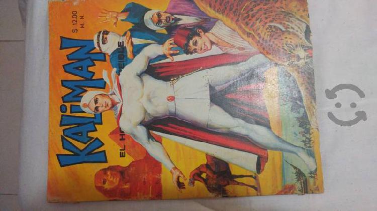 Kalimán revista de colección 1969