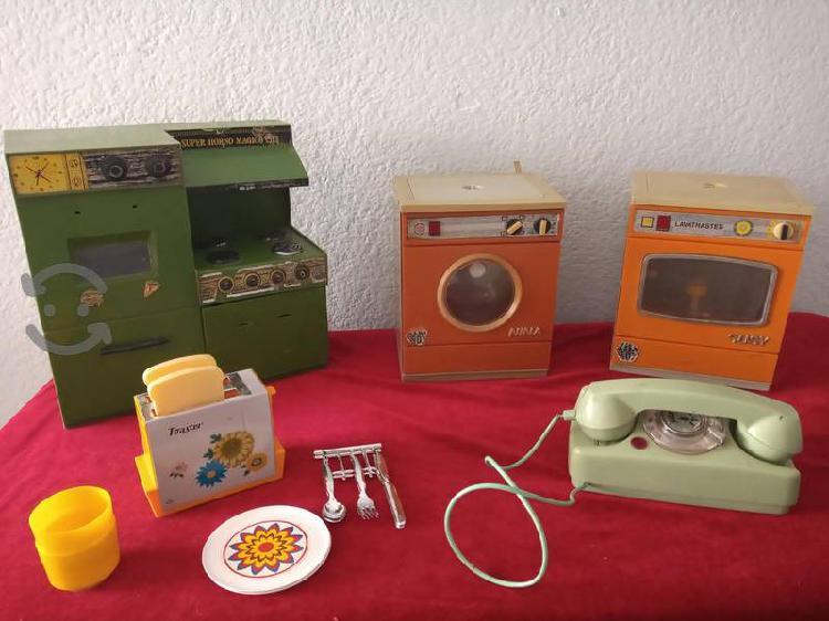 Lili ledy juguetes vintage antiguos lote