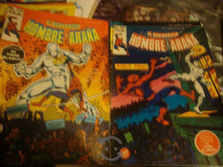 Marvel comics retro pack spiderman y white tigger