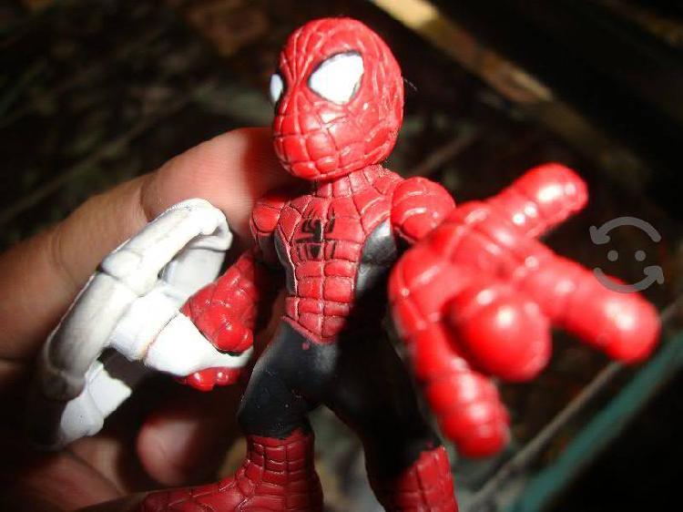Marvel comics spider man miniatura de juguete