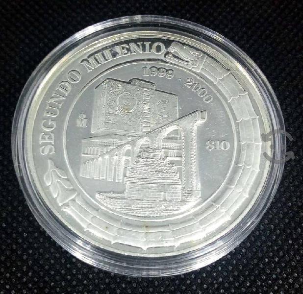 Moneda del segunda milenio