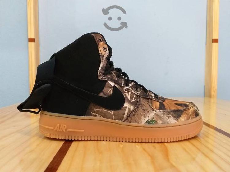 Nike air force 1 realtree 27.5mex