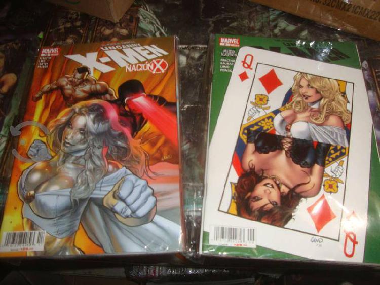 Pack 20 comics x men
