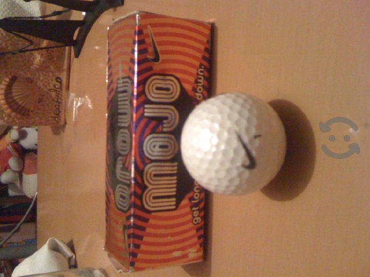 Pelotas para golf nike originales