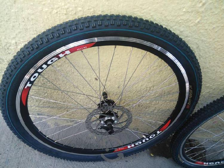 Rodado nuevo para bicicleta de montaña freno disco
