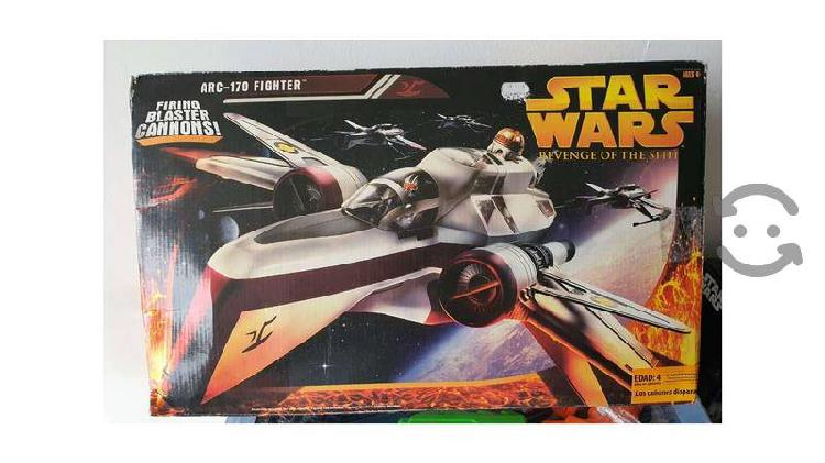 Star wars arc 170 starfighter como nuevo