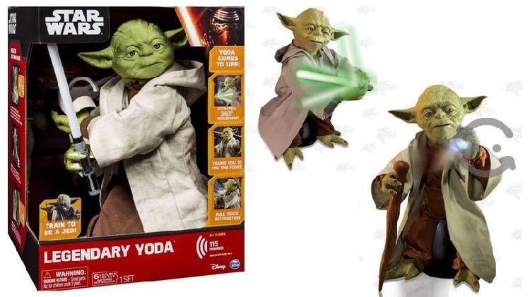 Star wars legendary jedi master yoda xtreme