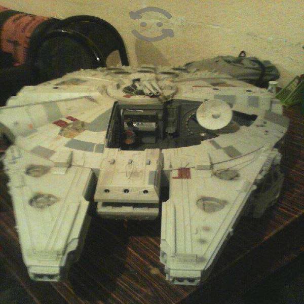 Star wars nave halcón milenario