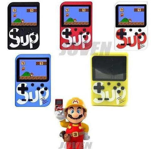 Sup box consola game boy videojuego retro portátil 400