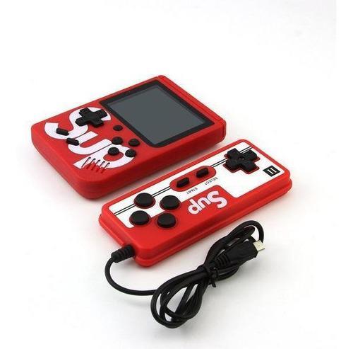 Videojuegos + control sup 400 - caja de juegos para consola,