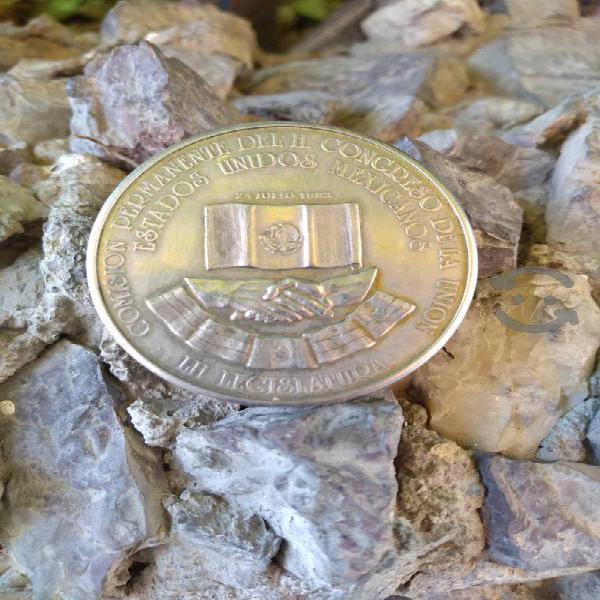 Moneda bicentenario.